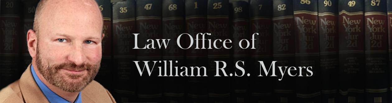 Law Office of      William R.S. Myers